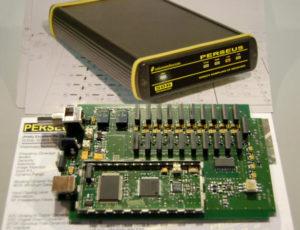 PERSEUS SDR receiver from Microtelecom