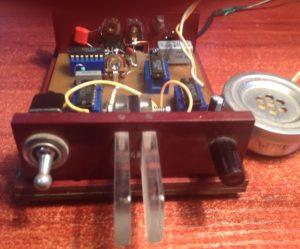 Klucz CW SP5DDF z przodu