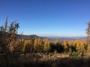 Autumn in the Karkonosze Mountains Poland 2019