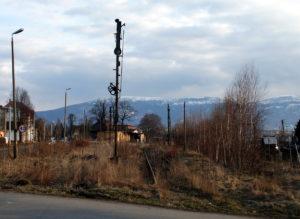 Odbudowa linii kolejowej do Karpacza - Mysłakowice, stacja