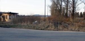 Odbudowa linii kolejowej do Karpacza - Mysłakowice, budka dróżnika