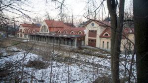 Odbudowa linii kolejowej do Karpacza - Karpacz, stacja