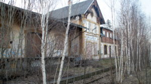 Odbudowa linii kolejowej do Karpacza - Miłków, stacja